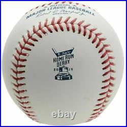 (12) Rawlings 2019 All Star Home Run Derby MLB Game Baseball Indians Boxed Dozen