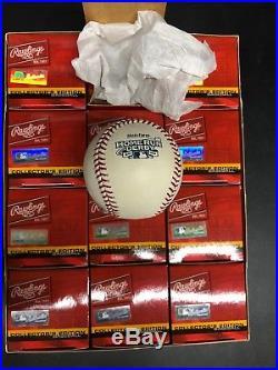 (12) Rawlings Official 2009 Home Run Derby Baseballs Cardinals Fielder Champ