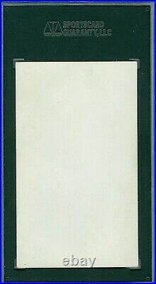 1959 Home Run Derby Duke Snider Dodgers SGC 1.5, TYPE CARD
