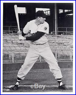 1959 Home Run Derby United Artists Photo and Text - Jim Lemon
