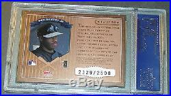 1998 Leaf Rookies & Stars Ken Griffey Jr Home Run Derby #19 Psa 10 Pop 1