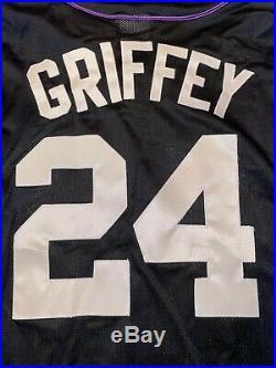 1998 MLB All Star Home Run Derby Seattle Mariners Ken Griffey Jr Jersey Size XXL