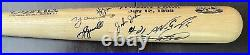 1999 All Star Game Autographed Home Run Derby Bat Signed by all 10 participants