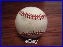 2004 All-Star Home Run Derby Game Used Baseball 7/12/2004 Houston Astros RARE