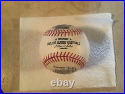 2010 MLB Home Run Derby Game Used Official Major League Baseball Corey Hart
