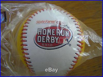 2010 STATE FARM, HOME RUN DERBY BASEBALL