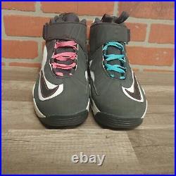 2012 Nike Air Griffey Max 1 Home Run Derby 354912 100 Shoes Mens Sz 13 Grey Teal