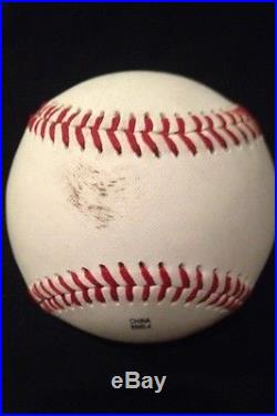 2013 Midwest League Jesse Winker All Star Game Used Home Run Derby Baseball Reds