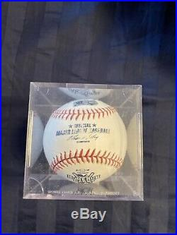2013 Yoenis Cespedes Game Used Home Run Derby Baseball