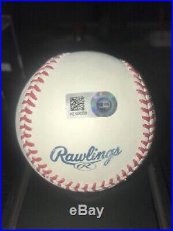 2014 Home Run Derby Used Ball Todd Frazier Third Round Out 3 Mlb Authentic Holo