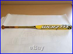 2014 Worth Legit Balanced USSSA 34/27 RARE Homerun Derby Bat