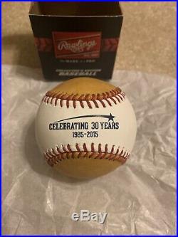 2015 Gold Home Run Derby Baseball Rawlings Cincinnati Rare