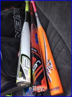 2015 Worth Legit 220 Balanced Greg Connell SBL2BU USSSA Home Run Derby Bat