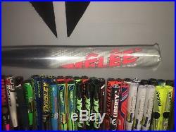 2016 NIW Balanced Adidas Melee Senior Softball Homerun Derby Bat Shaved Bats
