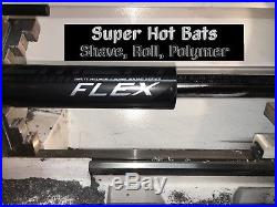 2016 Shaved Easton Brett Helmer Flex For Homerun Derby Bats Shaved Bats