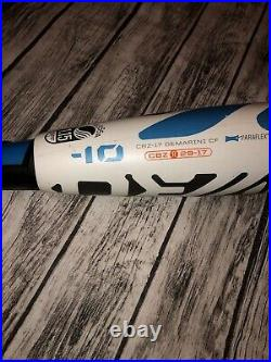 2017 Demarini CF Zen Bat 29/19 2 3/4 Barrel Retooled Hit Bombs 29 Home run Derby