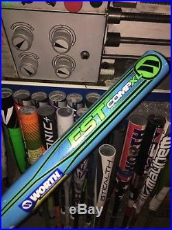 2017 HOT! Worth EST Comp XL Usssa Slow Pitch Softball Homerun Derby Ready