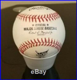 2017 MLB Home Run Derby Game Used Official Major League Baseball Hit Ball Judge