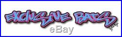 2017 Miken PT MPTALY Shaved Rolled & Polymer Homerun Derby Bat Slow Pitch