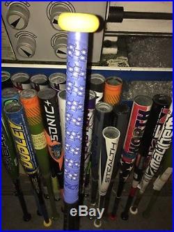2017 NIW Dudley Lightning EL 12 Barrel Shaved, Rolled, Poly Homerun Derby Bat