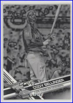 2017 Topps Update Home Run Derby Negative Cody Bellinger #US300 Rookie