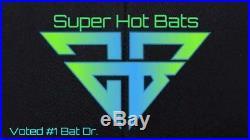 2017 (shaved Bats) Easton Bryson Baker Flex Usssa Softball Homerun Derby Bat
