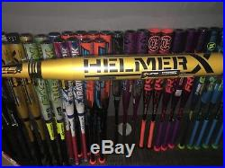 2018 Easton Helmer X 10th Anniversary HOMERUN DERBY Usssa Softball Shaved Bat