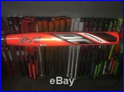 2018 Miken DC-41 Supermax Usssa Slow Pitch Homerun Derby Bat Shave, Roll, Poly