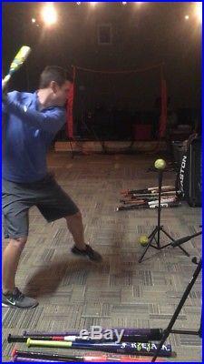 2018 NIW Worth Legit XXL Andy Purcell Slow Pitch Softball Homerun derby Bat
