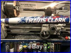 2018 SHAVED Easton Fire Flex Travis Clark Usssa Home Run Derby Bat