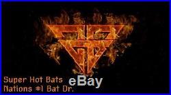 2018 Worth EST Comp XL 13.5 4PC ASA WCESMA Homerun Derby Bat