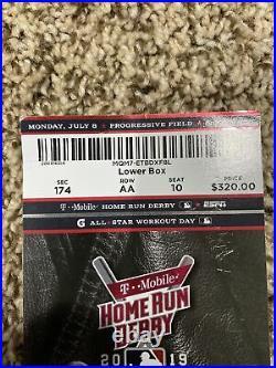 2019 MLB HomeRun Derby Ticket