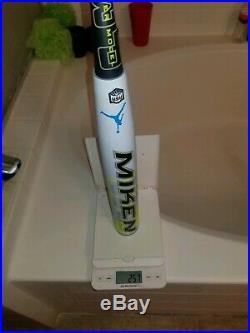 2019 Miken Freak KP-23 Maxload ASA homerun derby bat only