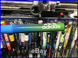 2019 Shaved Adidas Melee 2 Piece Balanced Homerun Derby Senior Softball Bat