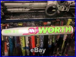 2019 Shaved Worth Legit Watermlon Homerun Derby Slow Pitch Softball Bat
