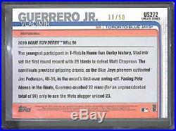 2019 Topps Update Pink Home Run Derby Rookie #US272 Vladimir Guerrero Jr
