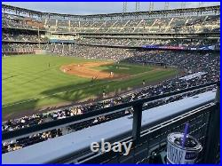 2021 MLB Home Run Derby & All Star Game Ticket Package! 2 Tickets Both Nights