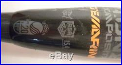 26oz Demarini OG ONE Softball Bat Dual Stamp ASA USSSA Shaved Homerun Derby Only