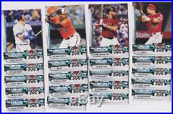 (27) LOT 2018 Topps Series Home Run Derby Challenge UNUSED codes Judge Trout ++