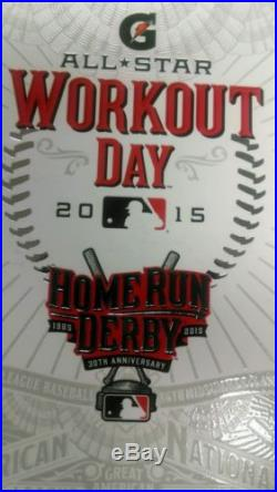 2 TKTS TO 2015 Home Run Derby Cincinnati 7/13/15