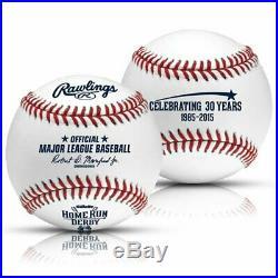 6 Dozen Rawlings ROMLBHR15 /Cube All-Star Home Run Derby Baseball Official ROMLB