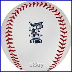 (6) Rawlings 2018 All Star Home Run Derby Game Game Baseball Washington Boxed