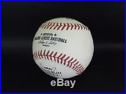 ADAM JONES HOME RUN Baseball from 2014 HOME RUN DERBY MLB Authenticated