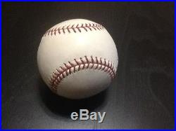 AUTO GAME USED All Star Baseball HOME RUN DERBY David Wright MLB New York Mets