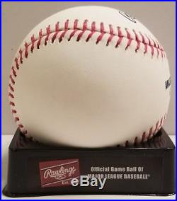 Aaron Judge Autographed Signed 2017 MLB Home Run Derby Baseball NY Yankees Auto