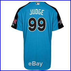 Aaron Judge MLB 2017 All Star Game Home Run Derby Jersey Authentic NY Yankees