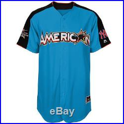 Aaron Judge MLB 2017 All Star Game Home Run Derby Jersey Authentic NY Yankees 48