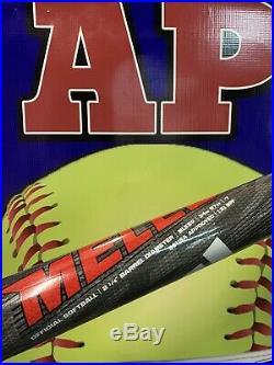Adidas Melee 2 Homerun Derby Bat Balanced SSUSA Rolled Shaved Polymer Coated