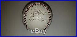 Albert Pujols 2003 Mlb Home Run Derby Autograph Baseball Arod Ichiro Posada