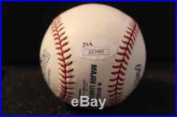 Albert Pujols Autographed 2009 HomeRun Derby Signed Baseball JSA COA
